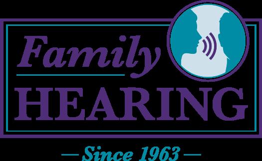 Logotipo de Family Hearing Center - Color